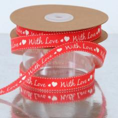 San Valentino: Nastro Whith Love