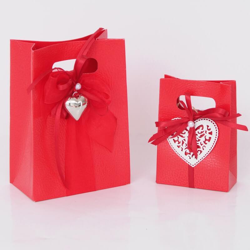 Shopper e borsette per bomboniere