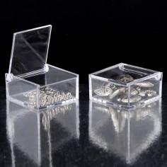 Scatola Rettangolare in Plexiglass