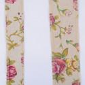 Nastri Nancy cotone stampato rose