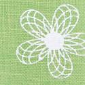 Nastri in tessuto Flower Pop