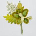 Fiore Pick farfalla frutta verde