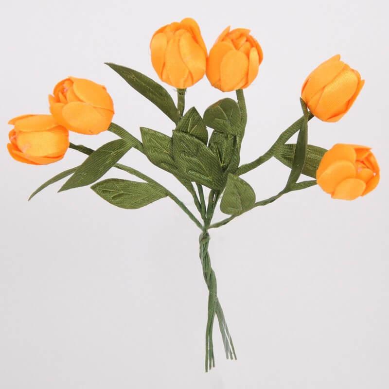 Mazzetto di piccoli tulipani