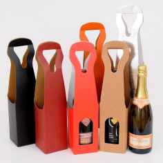 Porta Bottiglie modello Cavatappi