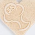 Pendaglio cuore ceramica comunione/cresima