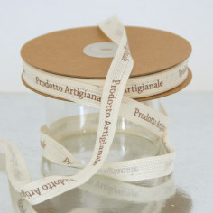 Nastri Prodotto Artigianale Cotone