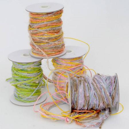 Corda Juta Multicolor