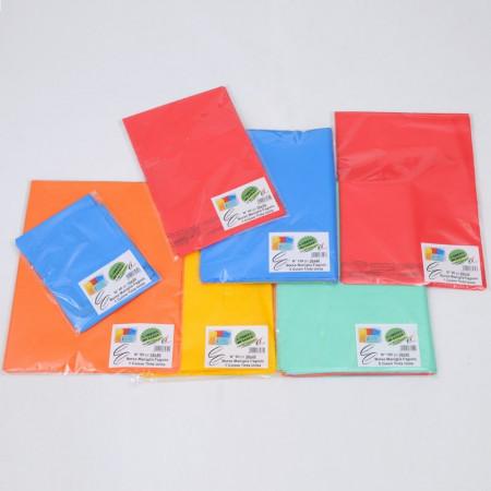 Sacchetti Biodegradabili monocolore 50pz