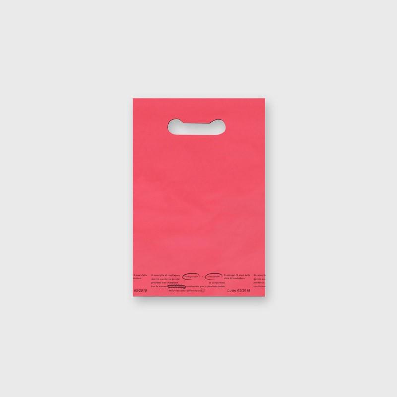 Sacchetti Biodegradabili rossi