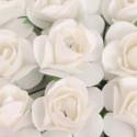 Roselline in Carta a tappeto colori