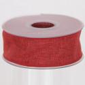 Nastri in cotone animati rosso