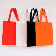 Shopper TNT con Soffietti Laterali