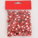 Coccinelle rosse grandi pacco