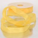 Nastro in Taffettà giallo