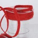 Fettucce misto lino rosso