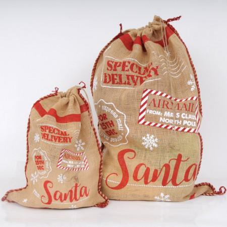 Sacchi Juta Special Natale