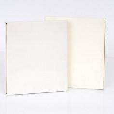 Scatole Pieghevoli Basse, Ideali per Cornici, Libri, Taglieri ecc...