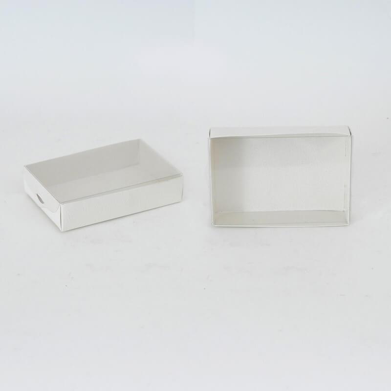 Scatole Cartoncino Coperchio Trasparente