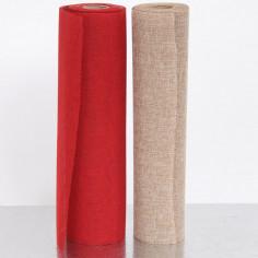 Rotolo fascia di Juta e cotone