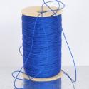Cordini metallizzati blu
