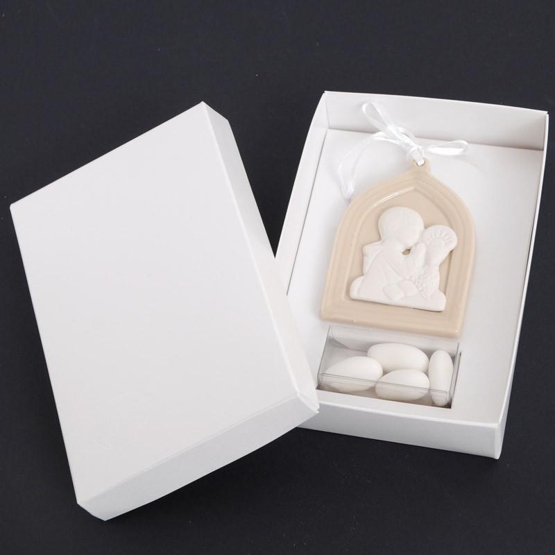 Kit Comunione Placca Ceramica