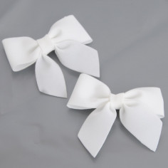 Fiocchi gommosi bianchi