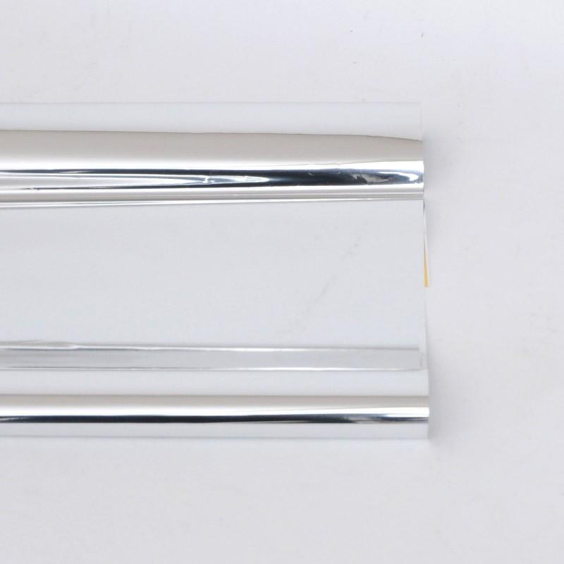 Fogli regalo Metal argento