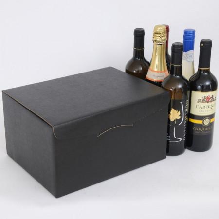 Scatole per Vino Modello Segreto 6 Bottiglie