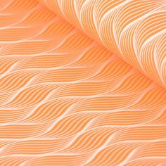 Rotoli in carta Perlati Stampa Acqua arancio