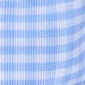 Nastri Raso Quadretti Vichy azzurro