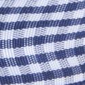 Nastri Raso Quadretti Vichy blu