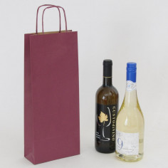 Borsa Carta Sealing Colorata per bottiglie