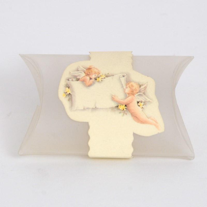 Bomboniere Battesimo Opaline busta