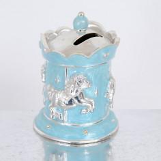 Salvadanaio ceramica Giostrina