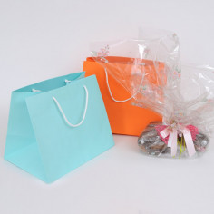 Shopper Speciali con Cordino Tiffany