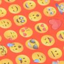 Sacchetti Carta SMILE rosso