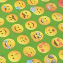 Sacchetti Carta SMILE verde