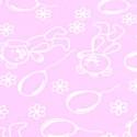 Sacchetti Perlati Orsetto Rosa