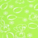 Sacchetti Perlati Orsetto Verde