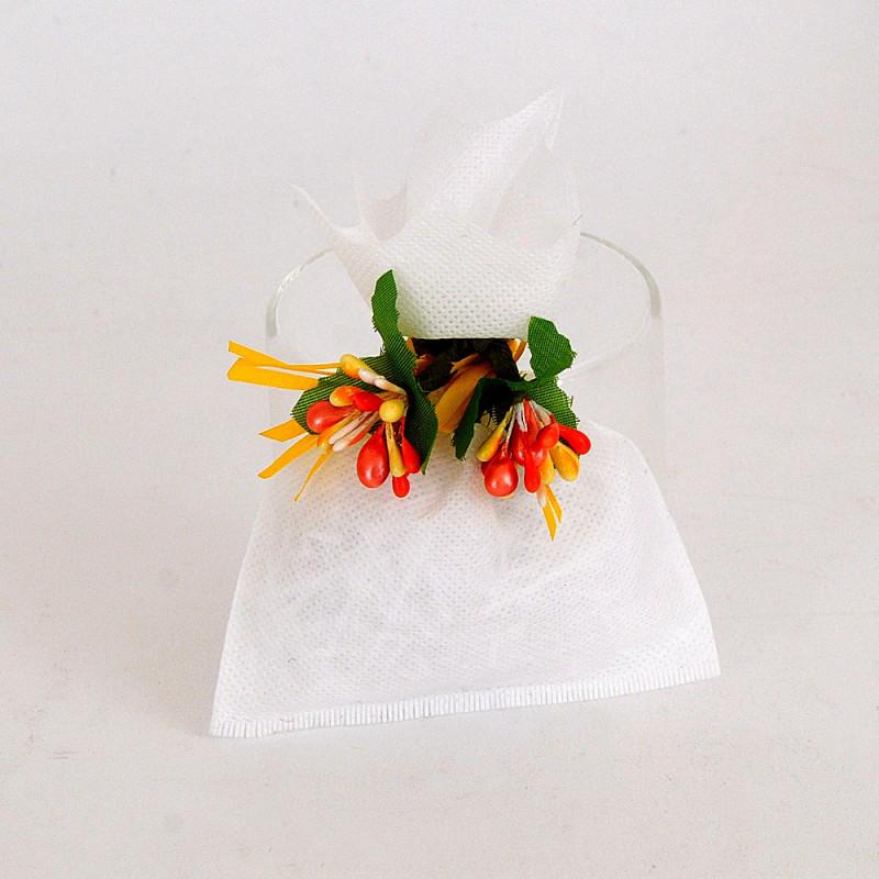 Sacchetti in TNT mini bianco