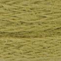 Fettucce misto lino Folk Ribbon verde