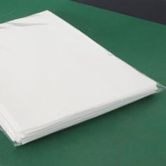 Carta Velina 21gr.BIANCA 100x140cm.Piegata 2x2 Pacco da 100 Fogli