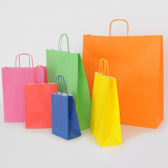 Shopper Carta Colorata