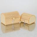 Bauletti di Bamboo insieme