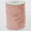 Nastri Ecopelliccia rosa