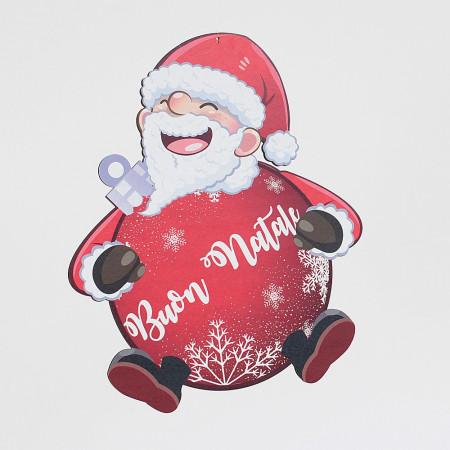 Babbo Natale da Appendere