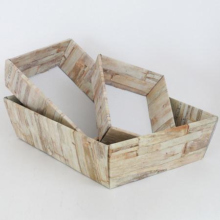 Vassoi Conici Wood