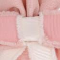 Sacchetto con Fiocco rosa bimba