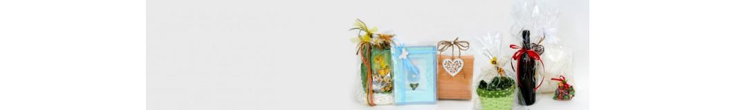 sacchetti trasparenti, fondo quadro, chiusura adesiva e a cerniera