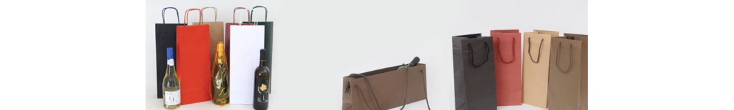 Shopper e borse portabottiglie in carta
